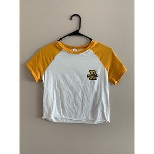 Riverdale Inspired Cropped Tee